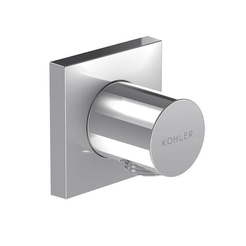 Kohler Cross Range Square Wall-Mounted Shower Outlet Elbow