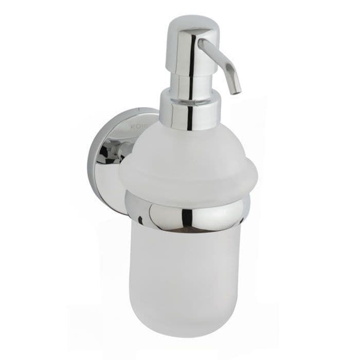 Kohler Cross Range Wall-Mounted Soap Dispenser