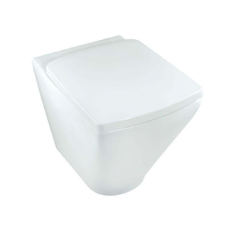 Kohler Escale Back to Wall Rimless Toilet Pan