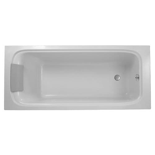 Kohler Flote 1700 x 700mm Bath with Round Overflow