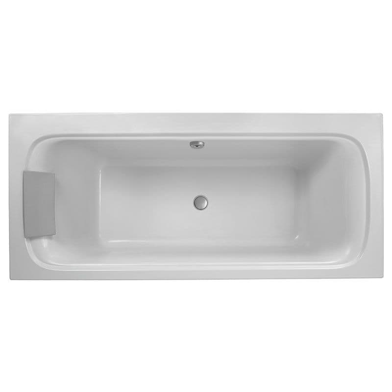 Kohler Flote 1800 x 800mm Bath with Round Overflow