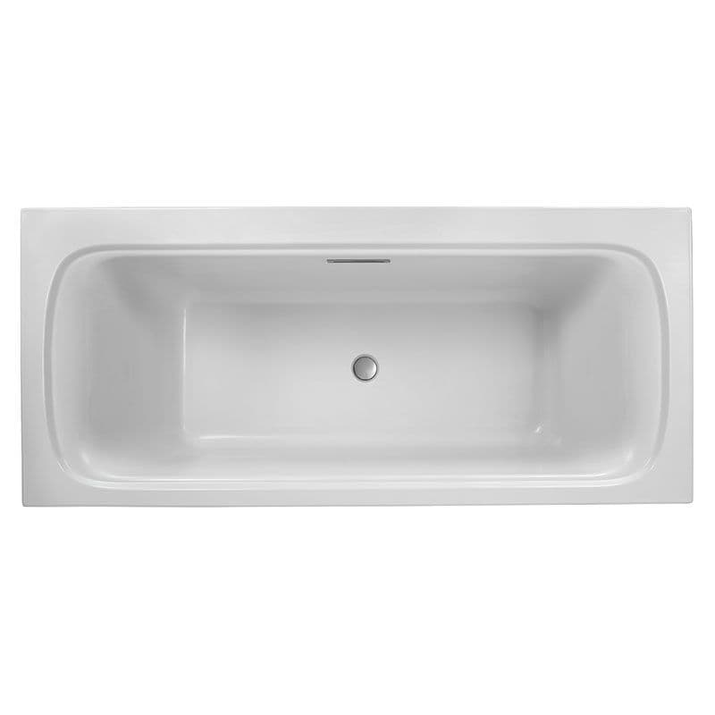 Kohler Flote 1900 x 900mm Bath with Rectangular Overflow