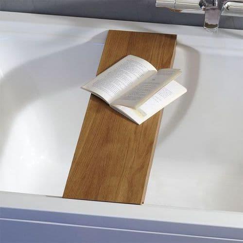 Kohler Flote Oak Bench for 1700 x 700mm Bath