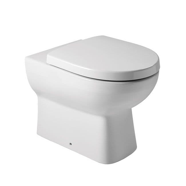 Kohler Panache Back to Wall Toilet Set