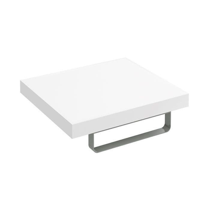 Kohler Parallel Countertop Towel Rail