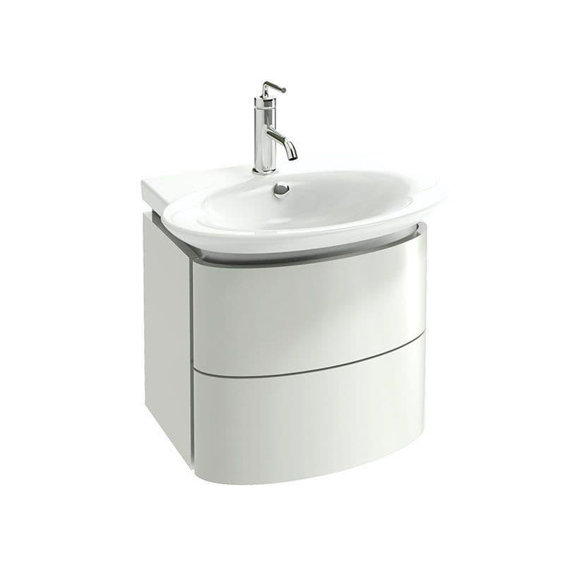 Kohler Presqu'ile 600mm Washbasin & Base Unit with 2 Drawers