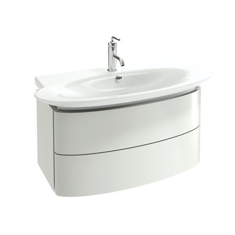 Kohler Presqu'ile 800mm Washbasin & Base Unit with 2 Drawers