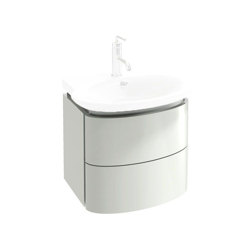 Kohler Presqu'ile Base Unit with 2 Drawers for 600mm Washbasin