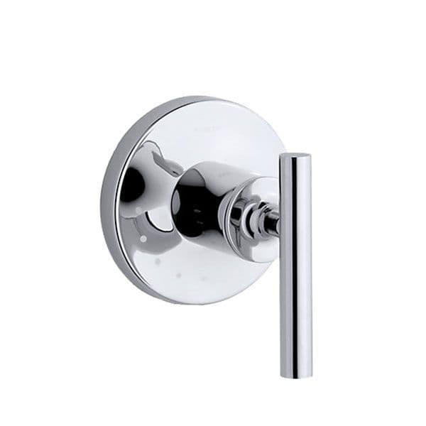 Kohler Purist Wall-Mounted Concealed Flow Control Valve with Lever Handle