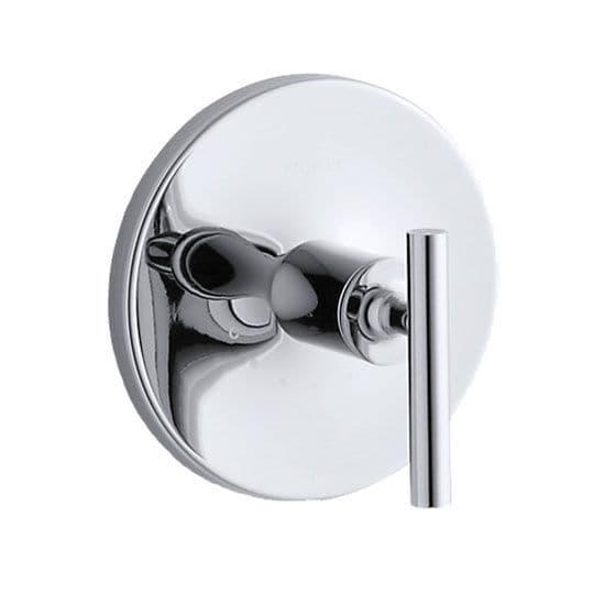 Kohler Purist Wall-Mounted Concealed Thermostatic Temperature Control Valve with Lever Handle