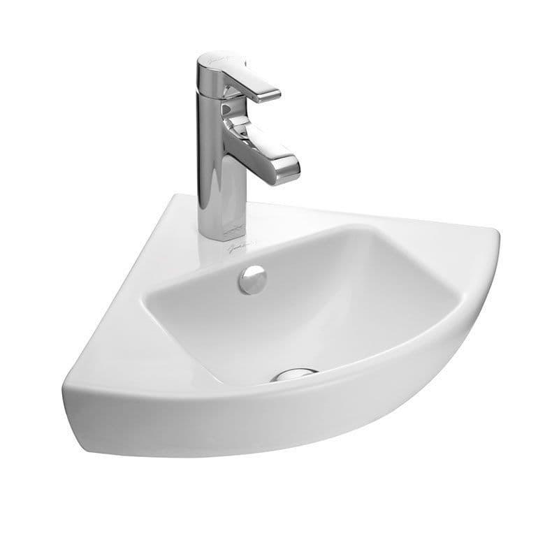 Kohler Reach 340mm Corner Hand Washbasin
