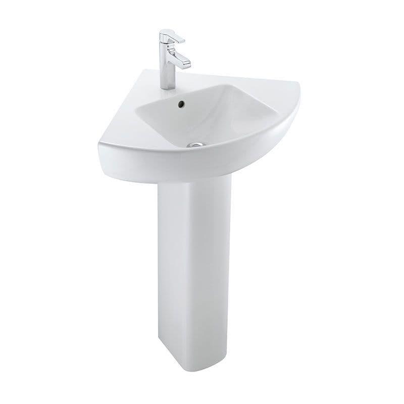Kohler Reach 500mm Corner Washbasin