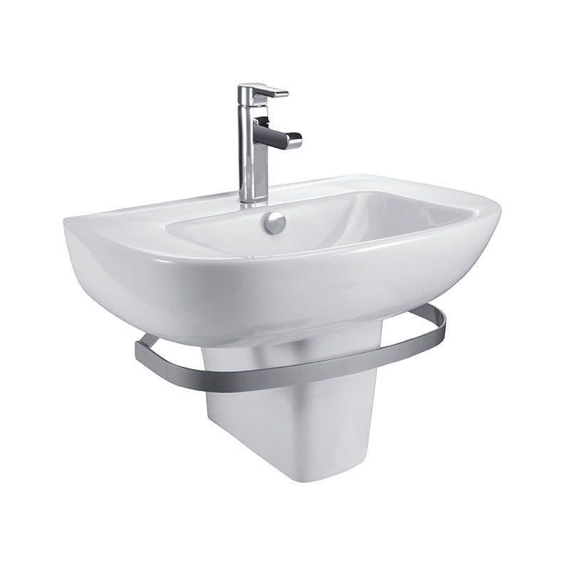 Kohler Reach 600mm Compact Washbasin