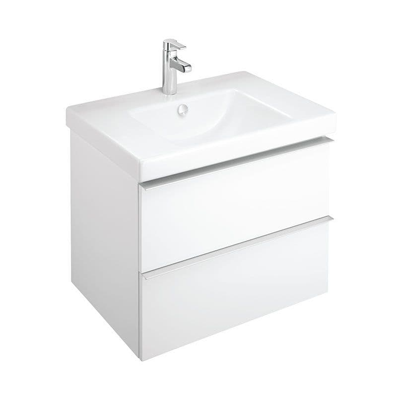 Kohler Reach 700mm Washbasin & Base Unit with 2 Drawers