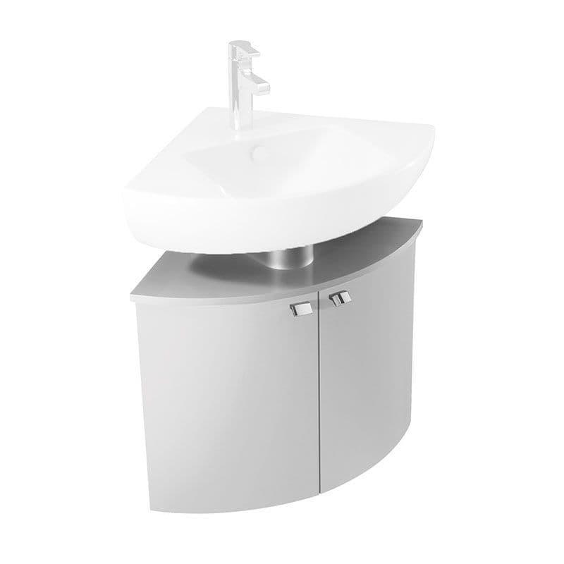 Kohler Reach Base Unit for 500mm Corner Washbasin
