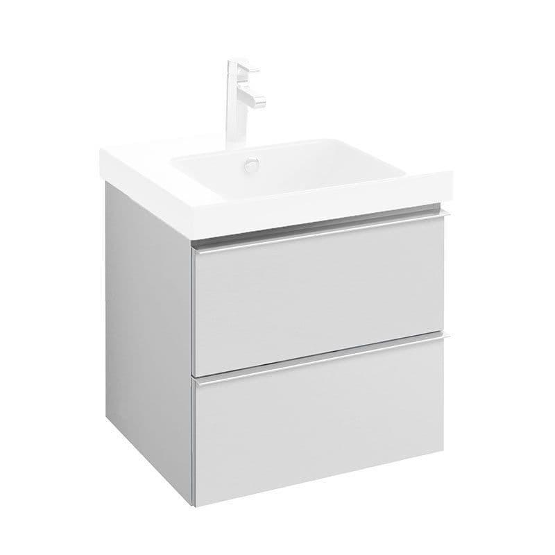 Kohler Reach Base Unit with 2 Drawers for 600mm Washbasin