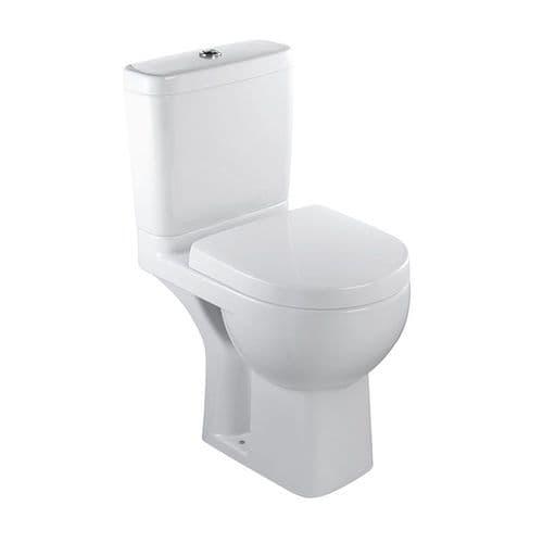 Kohler Reach Comfort Height Close Coupled Compact Toilet Set