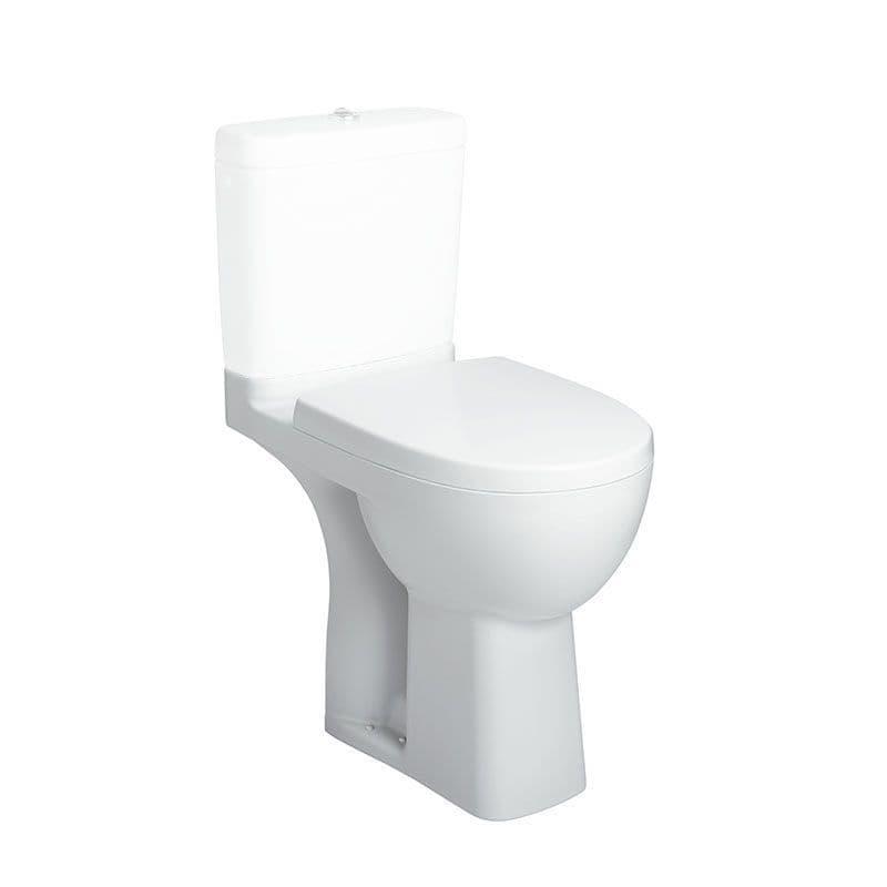 Kohler Reach Comfort Height Close Coupled Toilet Pan