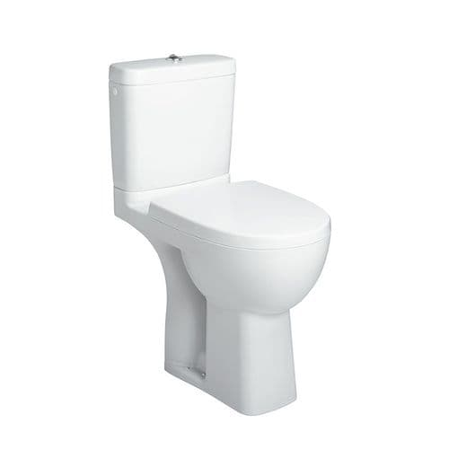 Kohler Reach Comfort Height Close Coupled Toilet Set