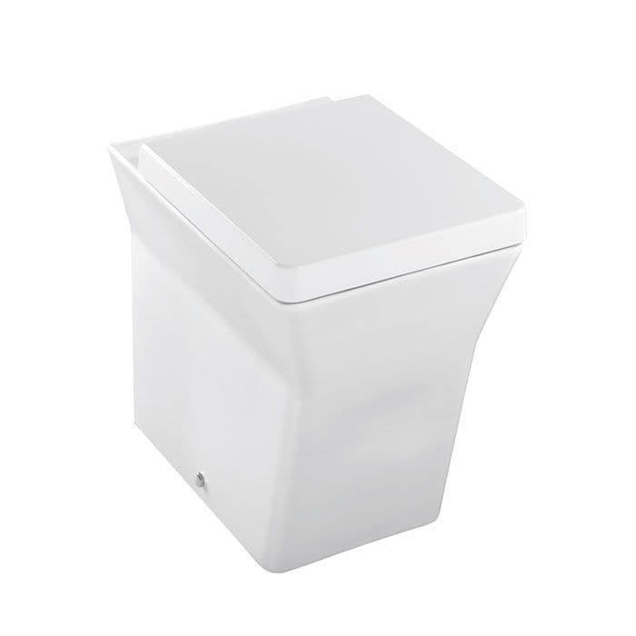 Kohler Reve Back to Wall Rimless Toilet Set