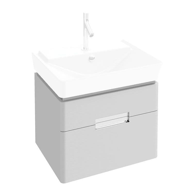 Kohler Reve Base Unit with 2 Drawers for 600mm Washbasin