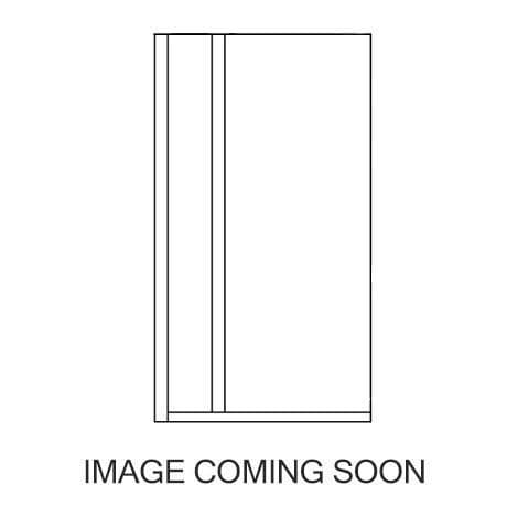 Kohler Reversible 900mm Twin Panel Square Bath Screen