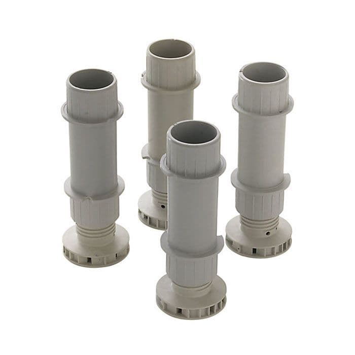 Kohler Shower Tray Riser Kit for Quadrant Shower Trays - Up to 900mm Wide