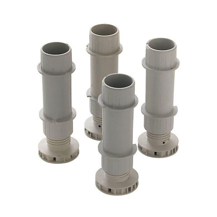 Kohler Shower Tray Riser Kit for Rectangular Shower Trays - Up to 1700mm Wide, up to 900mm Deep
