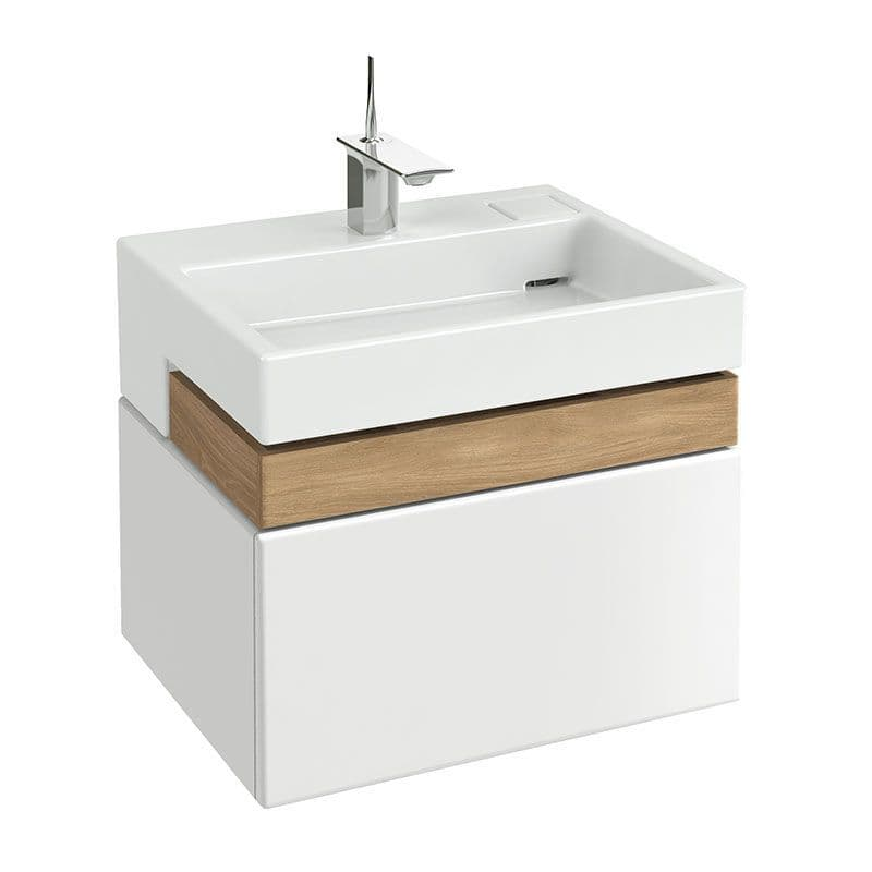 Kohler Terrace 600mm Washbasin & Base Unit with 1 Drawer