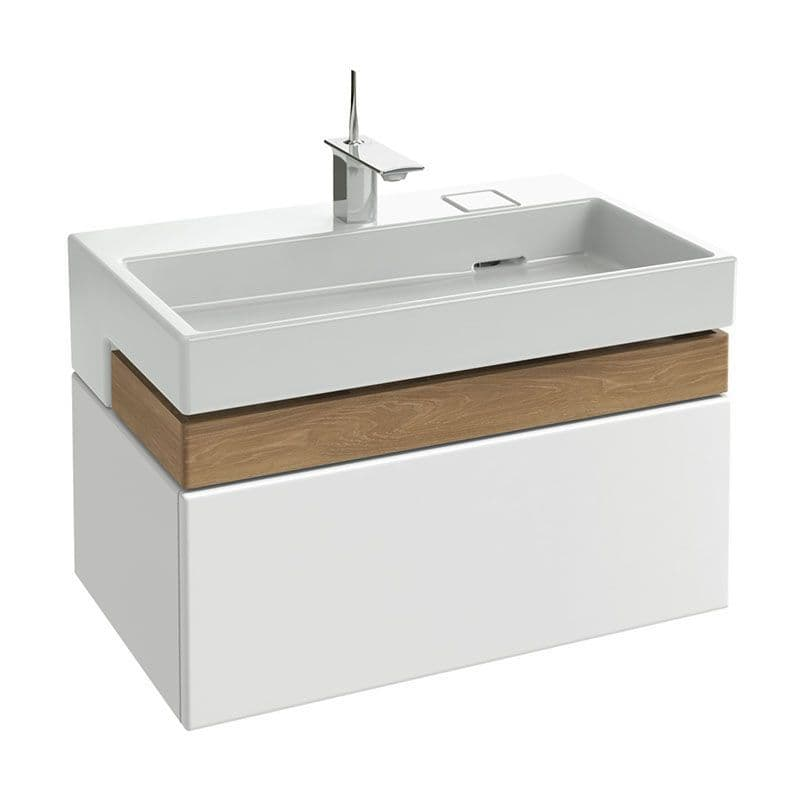 Kohler Terrace 800mm Washbasin & Base Unit with 1 Drawer