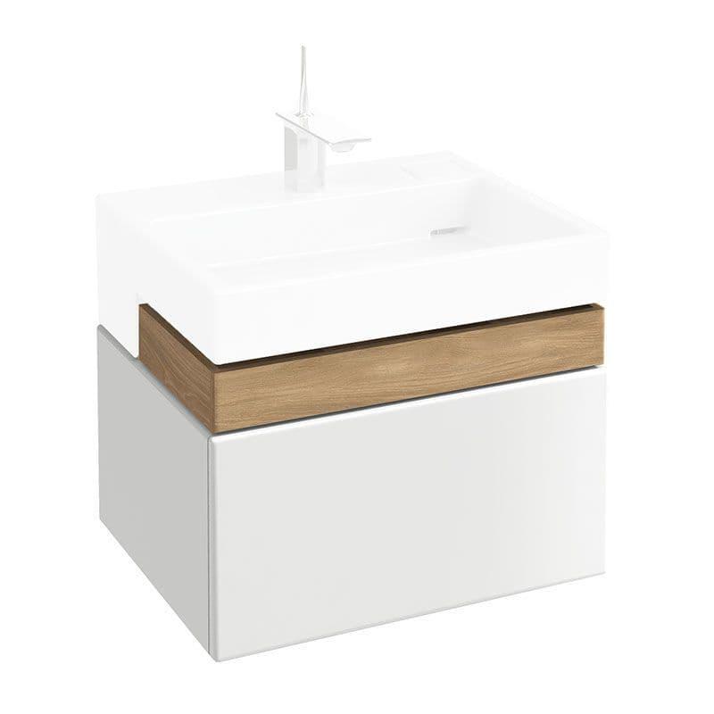 Kohler Terrace Base Unit with 1 Drawer for 600mm Washbasin