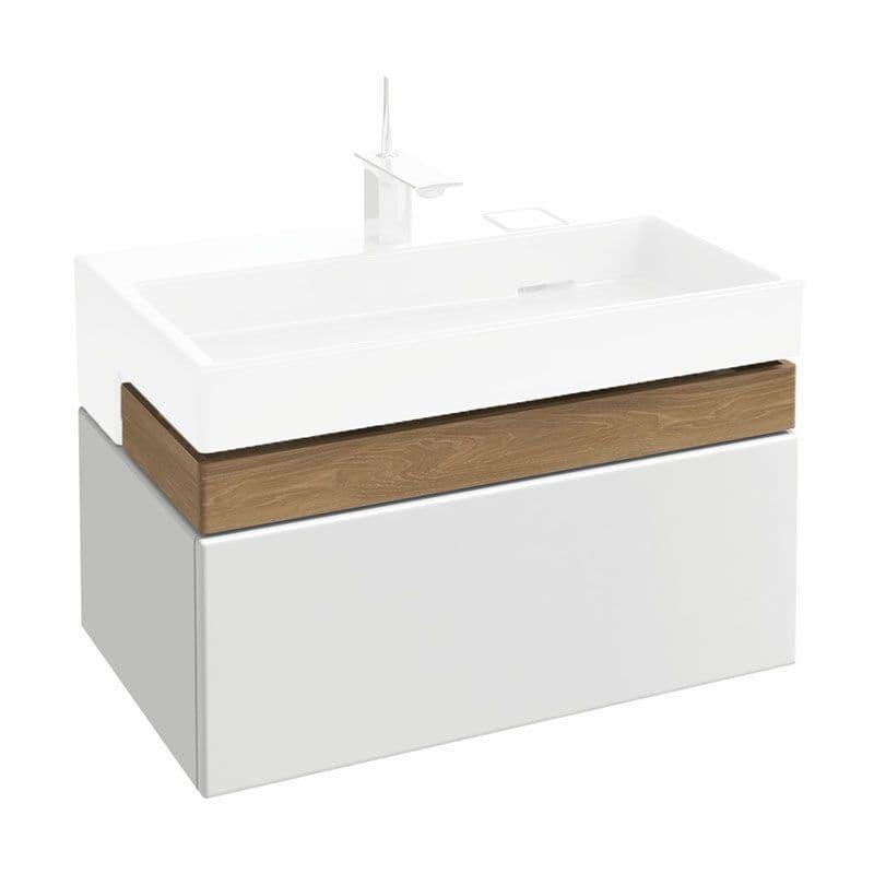 Kohler Terrace Base Unit with 1 Drawer for 800mm Washbasin