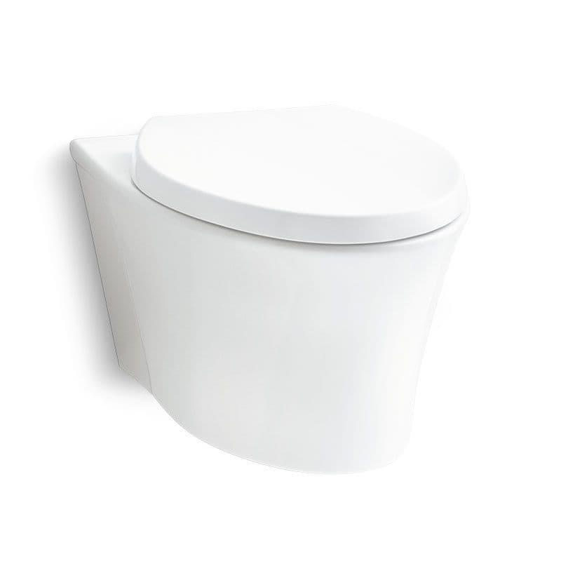 Kohler Veil Wall Hung Rimless Toilet Pan