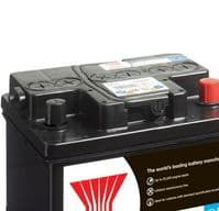 Car & LCV Batteries