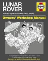 Haynes Manual NASA Lunar Rover Moon Landing Astronaut