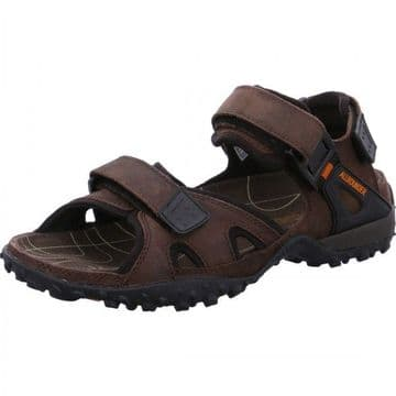 Allrounder by Mephisto 'ROCK' Brown Leather
