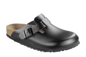 Birkenstock 'BOSTON' Birko-Flor® Black