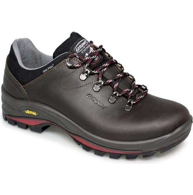 GRIsport 'LADY DARTMOOR GTX' Brown Walking Shoe