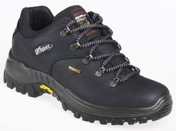 GRIsport 'MENS DARTMOOR' Black Walking Shoe