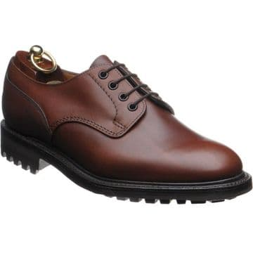 Loake 'EPSOM' Brown Leather