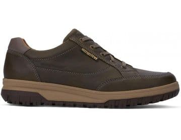 Mephisto'PACO' Grizzly Nubuck leather
