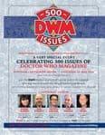 500 DWM ISSUES