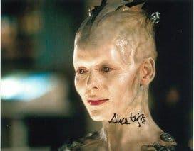 Leonard Nimro from Star Trek