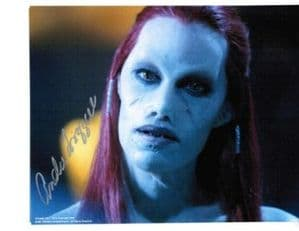 Andee Frizzell from Stargate and  Andromeda
