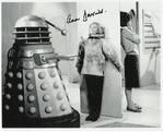 Ann Davies, DOCTOR WHO Genuine Signed Autograph 10x8 COA   2018