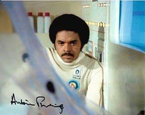 Anton Phillips SPACE 1999- Genuine Signed Autograph 10x8 COA 11549