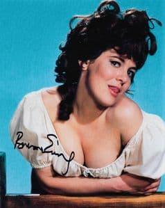 Barbara Ewing Hammer Horror Genuine Signed Autograph 10 x 8  COA 11620
