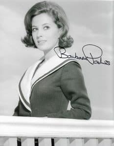 Barbara Parkins - Genuine Signed Autograph 10x8 COA 11572