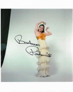 Barbara Parkins - Genuine Signed Autograph 10x8 COA 11573