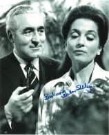 Barbara Shelley HAMMER HORROR Genuine Signed Autograph  10 x 8  COA 5971